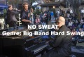 No Sweat Thumbnail with Text